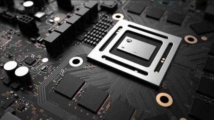 Xbox Project Scorpio, la console Microsoft sarà presentata all'E3