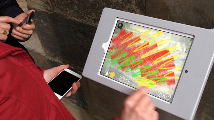 Firenze Digital Graffiti sfrutta la tecnologia per salvare i monumenti