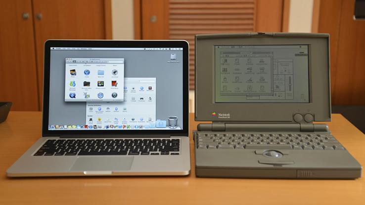 PowerBook, i primi notebook Apple sono pronti a tornare dopo 11 anni?