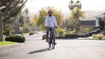 Volta, la bici elettrica intelligente che misura l'attività fisica