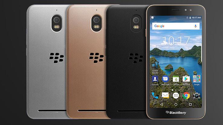 Blackberry Aurora, arriva un nuovo smartphone Android senza tastiera