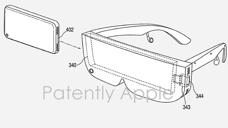 Apple ottiene altri 36 brevetti tra cui un visore per iPhone