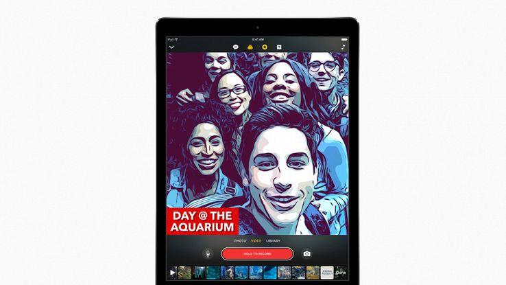 Clips, la nuova applicazione di Apple per creare video unici