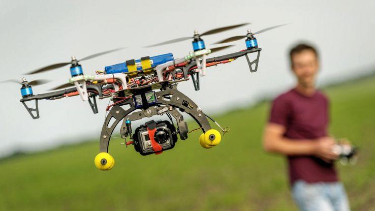 Un drone pensato per selfie e video: lo realizzerà Snapchat
