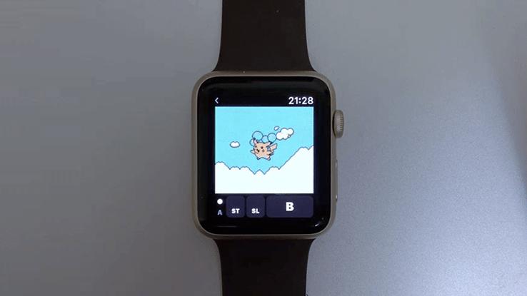 Il nuovo emulatore Game Boy per Apple Watch si chiama Giovanni