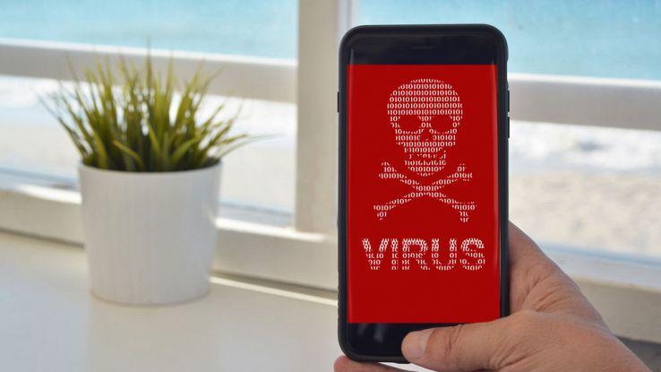 Smartphone sotto attacco: raddoppiati malware nel 2018