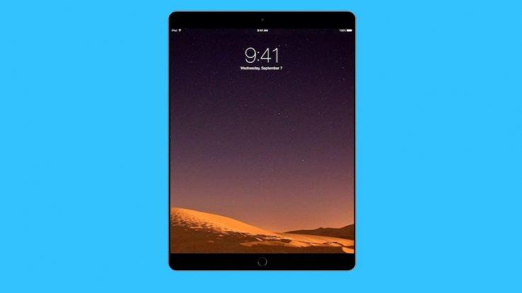 Rendering iPad Pro 2