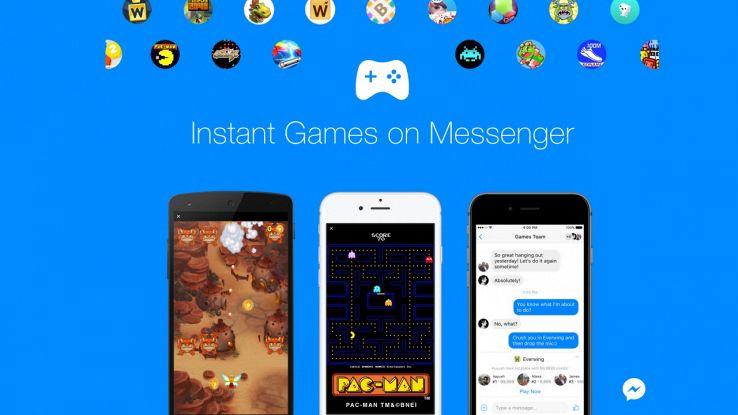I migliori videogame disponibili su Facebook Messenger