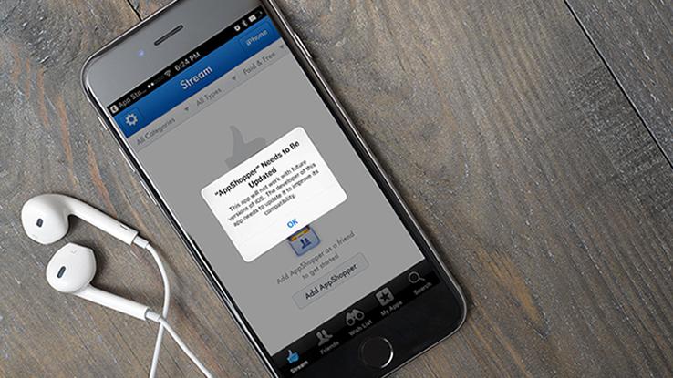 Apple iOS 11 mette a rischio 200 mila applicazioni obsolete