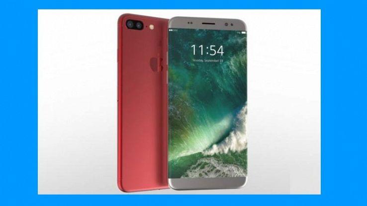 L'iPhone 8 monterà uno schermo OLED, ma i bordi non avranno funzioni