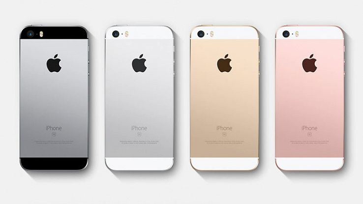 Apple, prima dell'iPhone 8 sarà lanciato un nuovo iPhone SE
