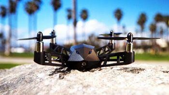 Kudrone, il drone per i selfie grande come il palmo di una mano