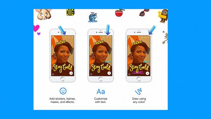 La Giornata su Messenger, come utilizzare la nuova funzionalità