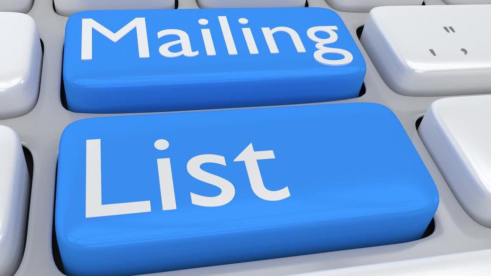 Linee di oggetto e-mail di dating online