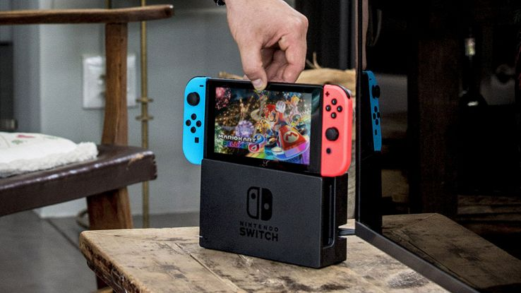 Nintendo Switch, da oggi la console è disponibile anche in Italia