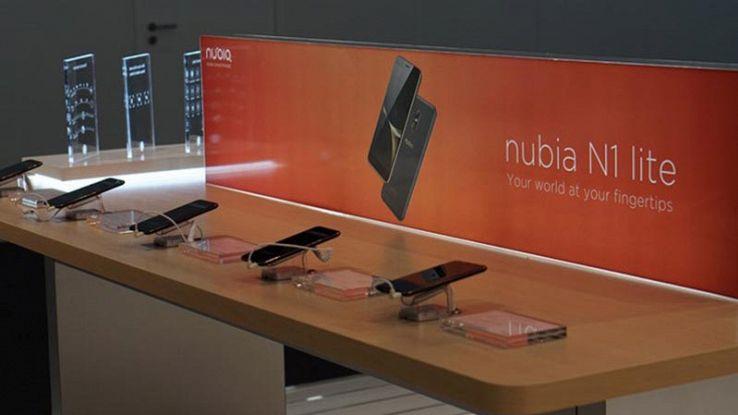 Stand Nubia N1 Lite al MWC 2017