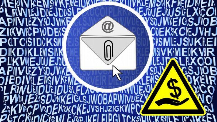 Il ransomware colpisce anche la posta elettronica certificata