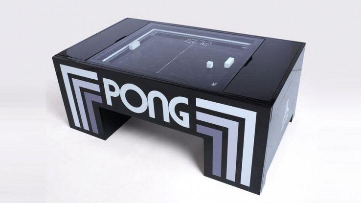 Vi ricordate del videogame Pong? Ora c'è la sua versione da salotto