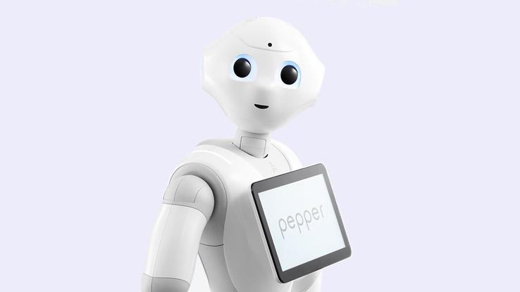 Il robot giapponese Pepper avrà un suo negozio di applicazioni online