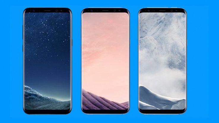 Samsung Galaxy S8, svelato il prezzo e la data di uscita