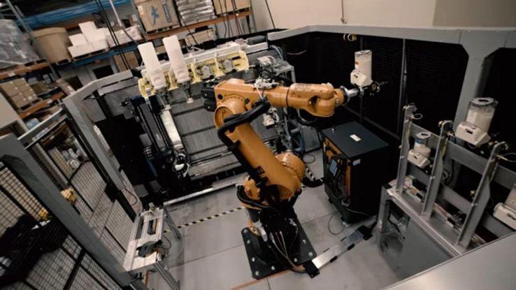 Stratasys, la stampante 3D che realizzerà le prossime automobili Ford