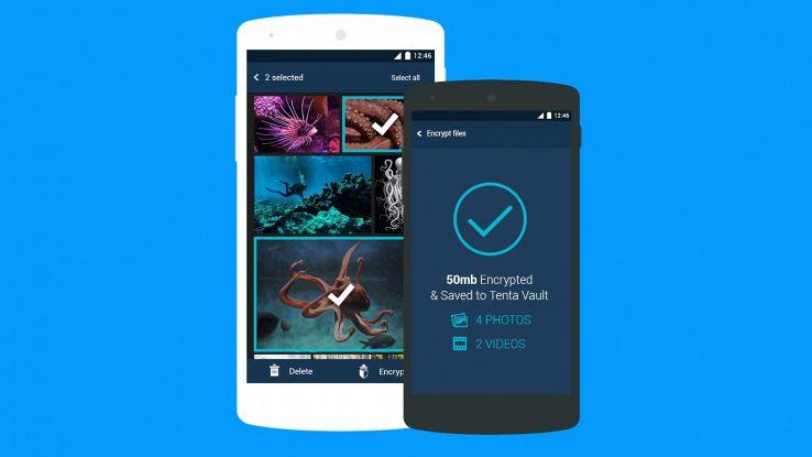 Tenta, il browser Android che strizza l'occhio alla privacy