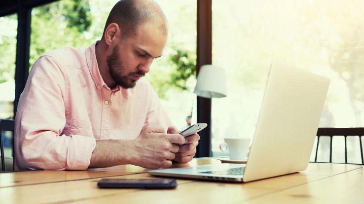 Utilizzare smartphone invece del computer
