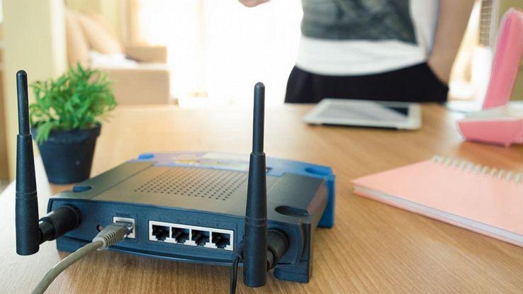 Alcuni Router attuali sono dotati di una connessione USB
