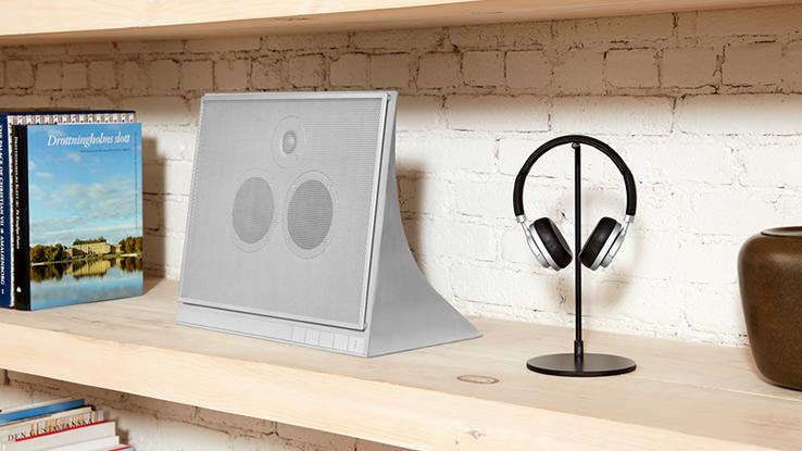 Audio a fedeltà 'pesante', 2.000 euro per la cassa wireless in cemento