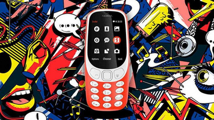 Nokia 3310 in vendita dalla prossima settimana