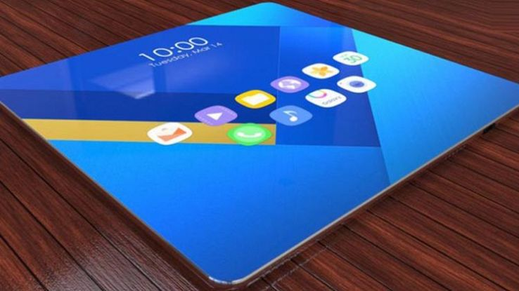 Samsung Galaxy X, lo smartphone pieghevole arriverà nel 2019