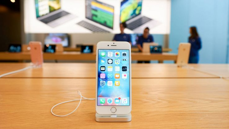 IPhone 7, la riparazione fai da te del tasto Home è impossibile