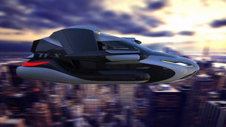 L'auto-volante è (quasi) realtà: i 7 progetti più avanzati