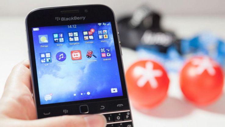 Blackberry Mercury, lo smartphone potrebbe avere una tastiera fisica