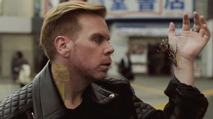 Chi è Chris Dancy, l'uomo cibernetico più connesso al mondo
