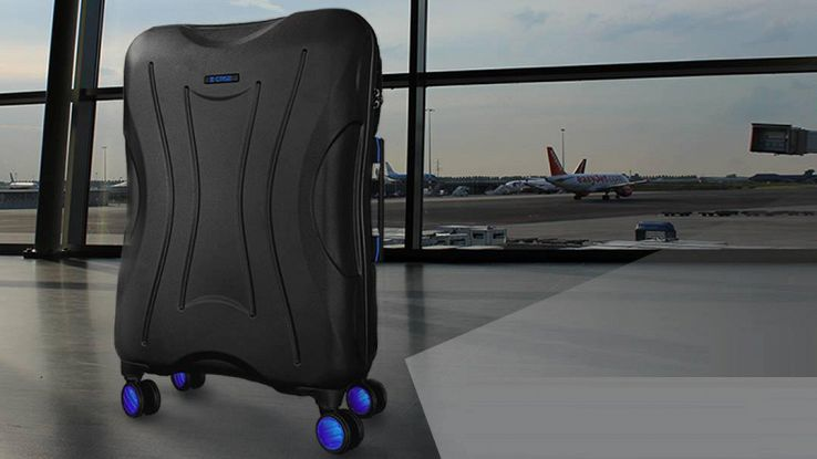E-case, la valigia che puoi tracciare con il GPS