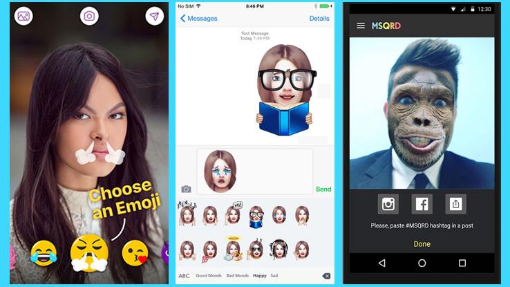 Cinque semplici applicazioni per trasformati in un incredibile emoji