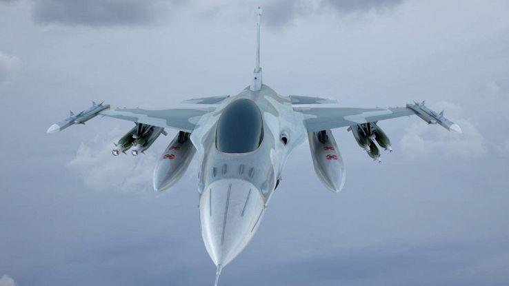 Un F16 senza pilota, non è più fantascienza