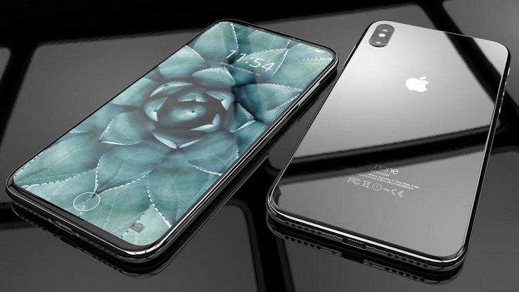 c06988c0996 IPhone 8, il Touch ID non sarà integrato nella parte posteriore ...