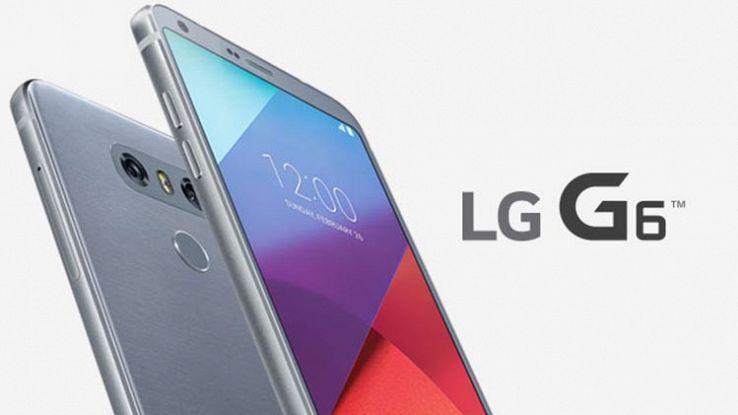 LG G6 Mini, in arrivo il top di gamma con lo schermo piccolo