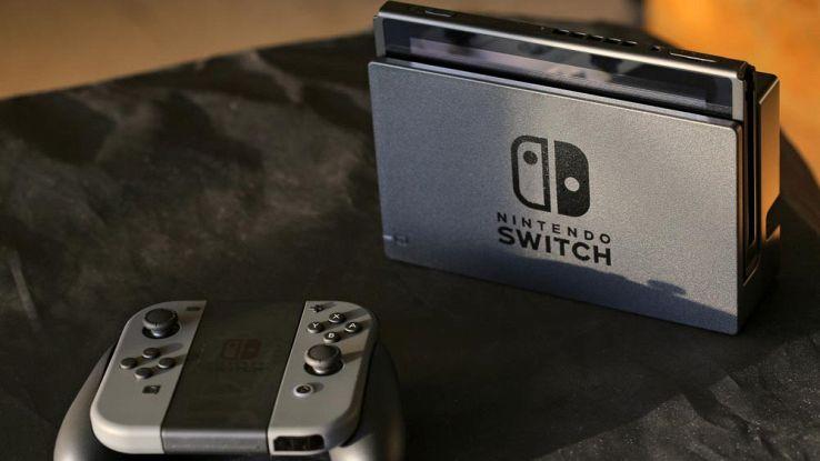 Problemi surriscaldamento Nintendo Switch: a rischio liquefazione