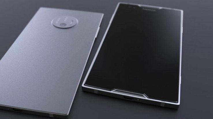 Nokia 9 in arrivo con scanner dell'iride e super schermo
