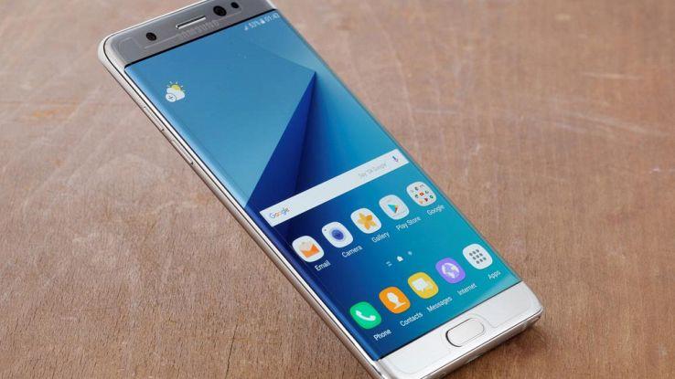 Samsung conferma l'uscita del Galaxy Note 8 per quest'anno