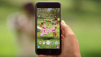 World Lenses, tutti i nuovi filtri live di Snapchat