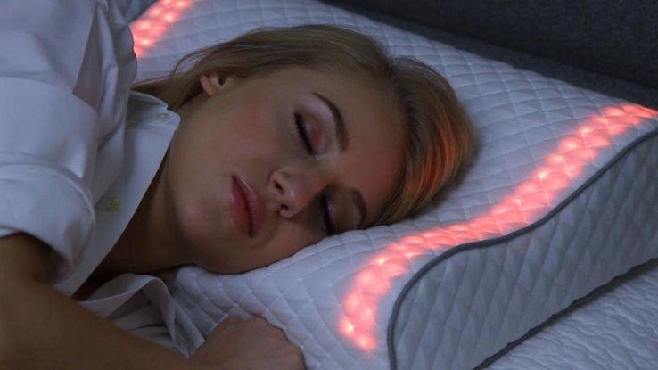 Sunrise Smart Pillow, il cuscino smart che sostituisce la sveglia