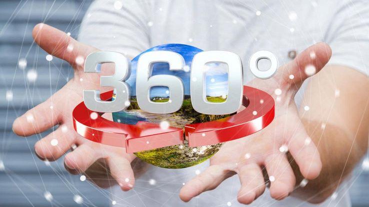 Come fare video a 360 gradi e caricarli su YouTube, Facebook e Vimeo