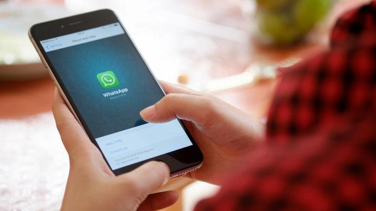 Come funzionano gli album fotografici su WhatsApp