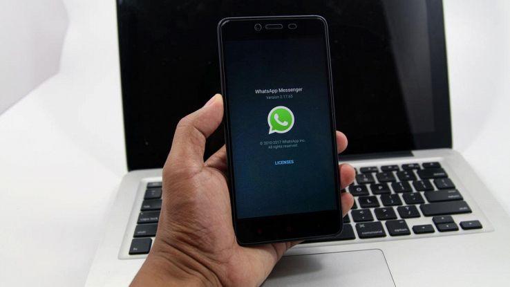 WhatsApp al lavoro su un sistema per bloccare i video hot
