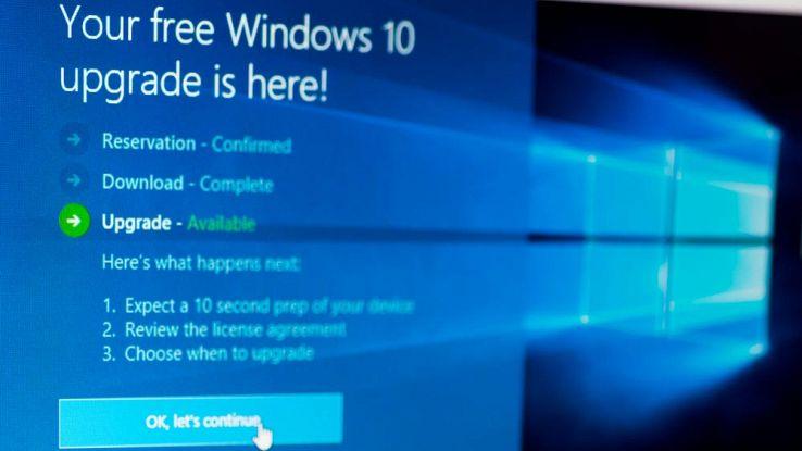 Microsoft, due aggiornamenti l'anno per Windows 10