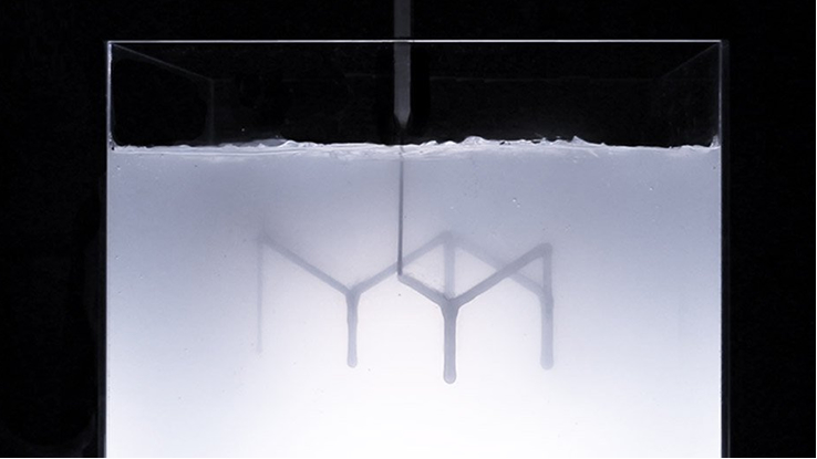 Rapid Liquid Printer, la stampante 3D che stampa nel gel